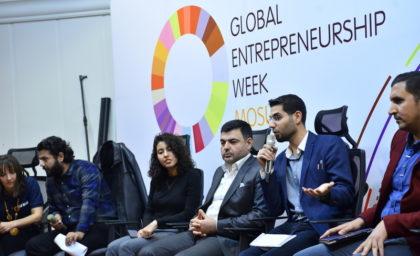Global Entrepreneurship week Mosul